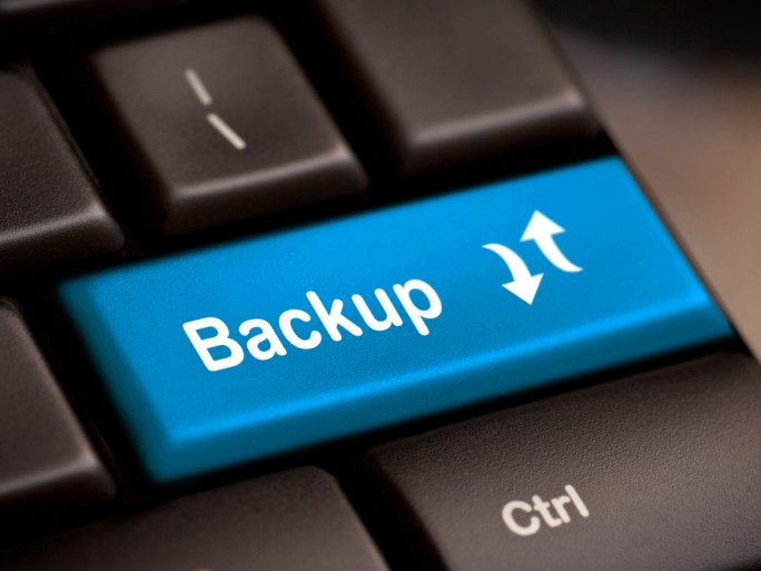 backup your files as a programmer