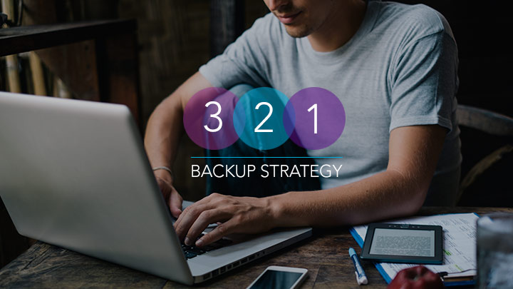 The 3-2-1 Backup Strategy